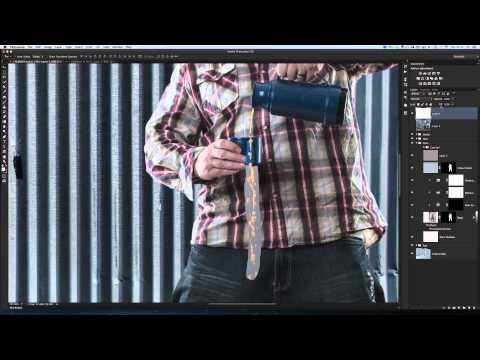 Süper Hızlı Adobe Photoshop İle Çıkışları Keser