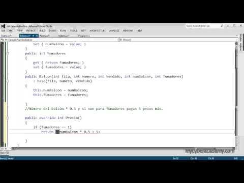 Öğretici C# - 44 - Ejemplo Practico Iv