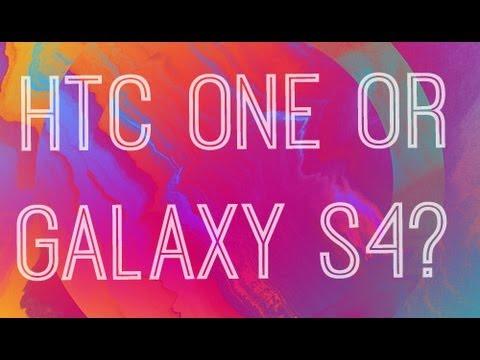 Htc Biri Veya Samsung Galaxy S4? [Coldfustion Özel]