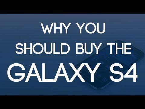 Neden Galaxy S4 Satın Almalıyım