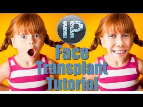 Adobe Photoshop Elements 10 Ve 11 Yüz Nakli Photoshop Elemanları Eğitimi