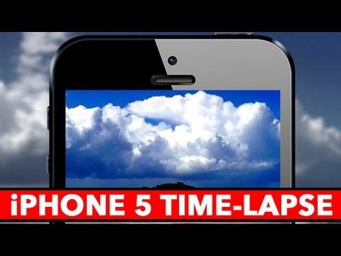 Şaşırtıcı İphone Zaman Atlamalı Çekim On İphone 5