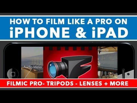 Nasıl İphone Ve İpad - Filmsel Pro Eğitimi Bir Pro Gibi Film
