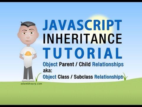 Sınıf Programlama Javascript Miras Öğretici Nesne Yönelimli