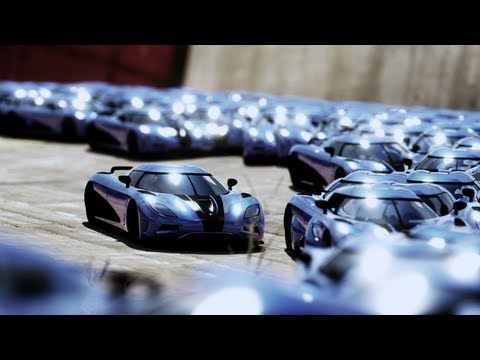 1 K Proje - Koenigsegg Agera