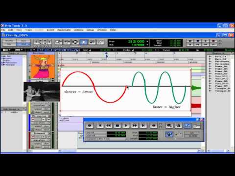 Pro Aracı Eğitimi - Ders 20: Temel Ses Fizik
