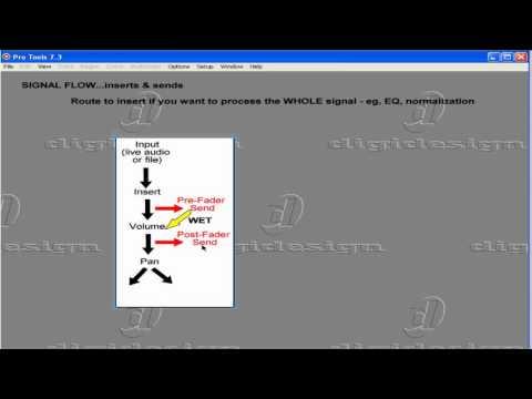 Pro Aracı Eğitimi - Ders 25: Sinyal Akışı