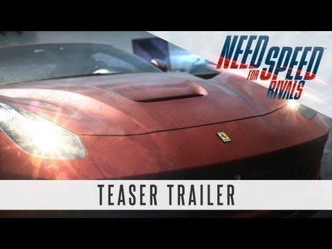 Need For Speed Rakipleri Teaser Trailer (Resmi)