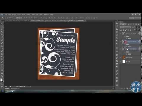 Öğretici Photoshop Membuat Poster