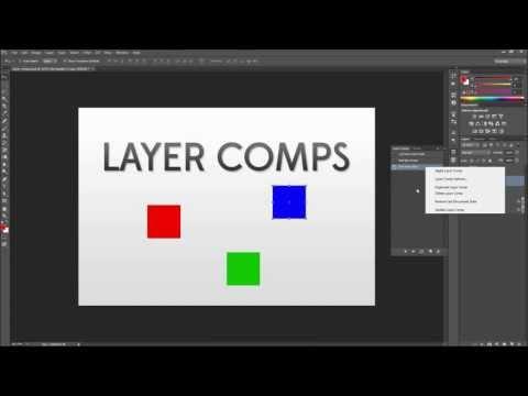 Photoshop Tutorial: Katmanı Kullanarak Kompozisyonları Farklı Düzenleri - Hd Yapmak-
