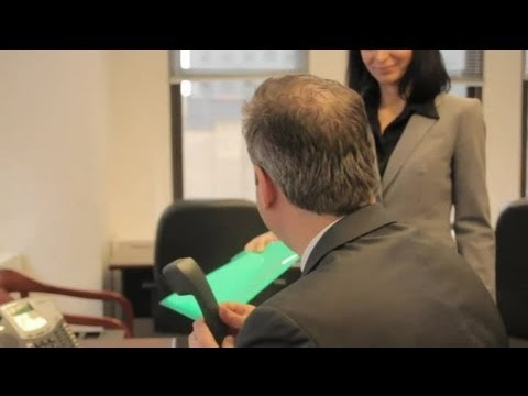 Bir Görüşme Sırasında Ceketini Nereye: İş Bulma Ve Röportaj Tavsiye