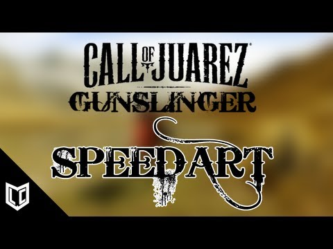 Call Of Juarez: Gunslinger Speedart (Vanminiüst)