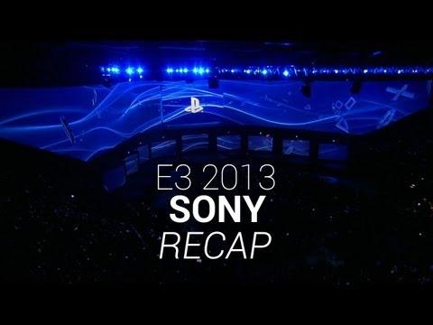Sony E3 2013 Keynote Recap