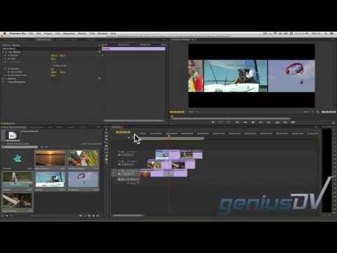 Adobe Premiere Hareketli Film Şeridi