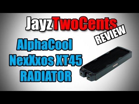 Alphacool Nexxxos Xt45 360 Radyatör İnceleme