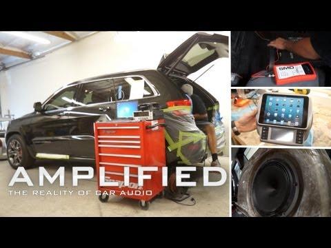Jeep Grand Cherokee Stereo Sistemi, Bölüm 5 Ses Programcısı - #110 Güçlendirilmiş