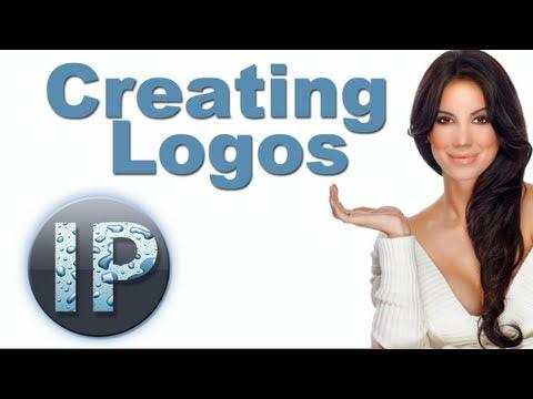 Photoshop Elements 10, 11 Oluşturma Logolar Photoshop Elemanları Eğitimi