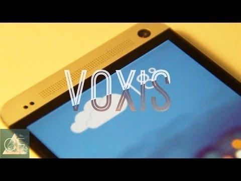 Voxıs Uı Öğretici [Da İnşaat Üstünde Galaxy S4]