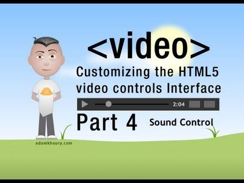 4. Html5 Özel Video Javascript Birim Programlama Eğitimi Denetler.