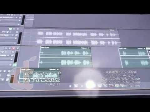"""Dijital Craft - Vlog 036 """"biraz Temiz Livespeak Intro Yapıyor"""""""