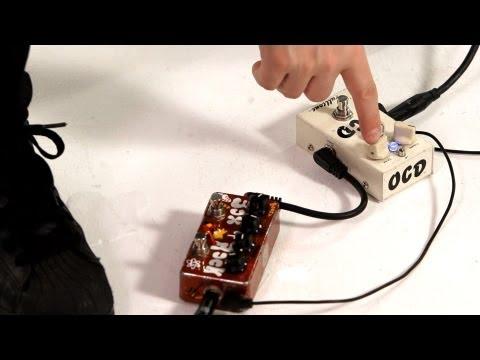 Nasıl Gitar Pedal Rock Ve Blues   Gitar Pedal