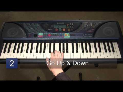 Nasıl Ses Egzersizleri İçin Bir Piyano Kullanmak İçin : Ses Egzersizleri