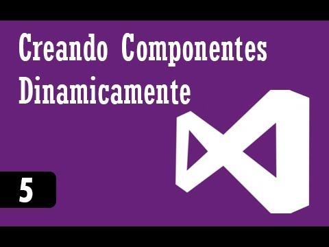 C# Intermedio - 5 - Creando Componentes Dinamicamente