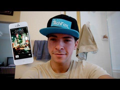 100K Aboneleri İphone 5 Giveaway!