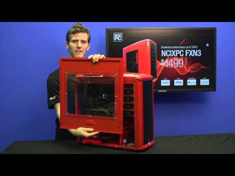 Ncıxpc Fxn3 Yeni 9000 Serisi Amd Fx İşlemci!