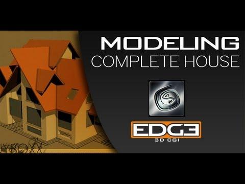 3Ds Max Yeni Başlayanlar İçin: Tam Bir Ev Modelleme Dış Bölüm 3 Bunnyboxx Tarafından