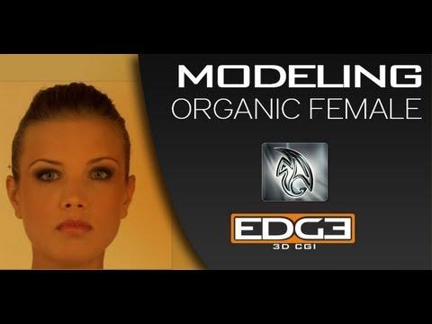 Yeni Başlayanlar Bölüm 4 Bunnyboxx Maya İçin Organik Kadın Modelleme