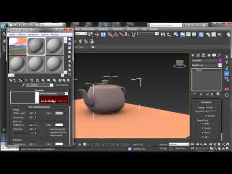 3Ds Max 2013 Gözetleme Gizlice 2 - 3Ds Max Rehberler [720 P]