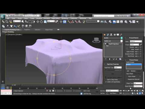 3Ds Max 2013 Sneak Peek 4 - 3Ds Max Rehberler [720 P]