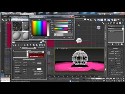 İle Pflow - Part1 - 3Ds Max Rehberler [720 P] Gizleme