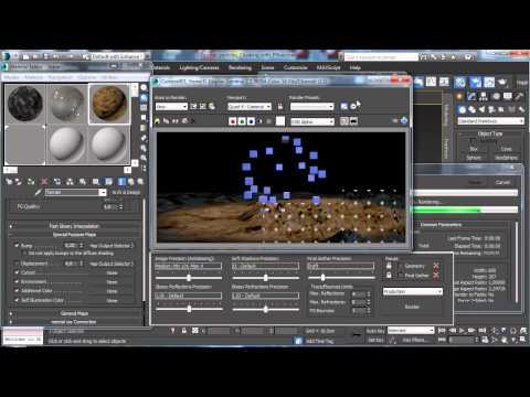 İle Pflow - Part2 - 3Ds Max Rehberler [720 P] Gizleme