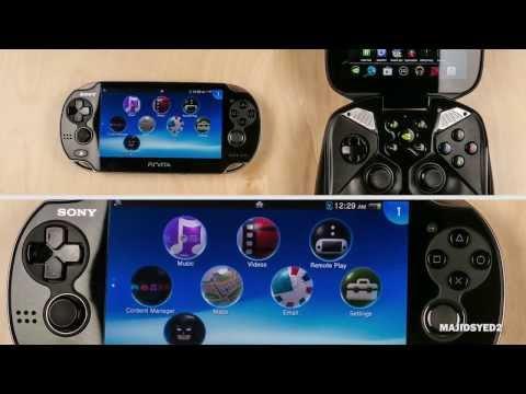 Playstation Vita Vs Nvıdıa Kalkan