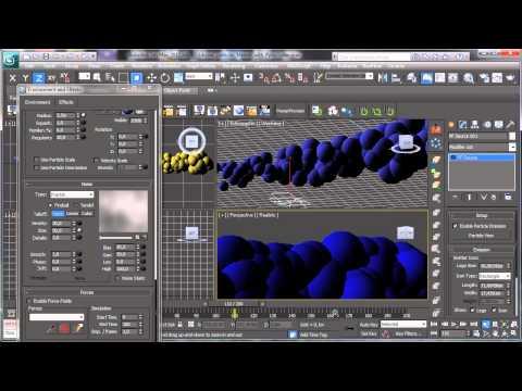 3Ds Max Tutorials, Meteor Pyrocluster - Part1 İle [Hd 720P]