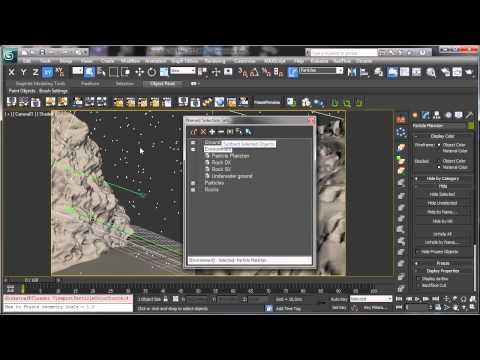 3Ds Max Tutorials, Yönetme Seçimleri [Hd 720 P] Adında.