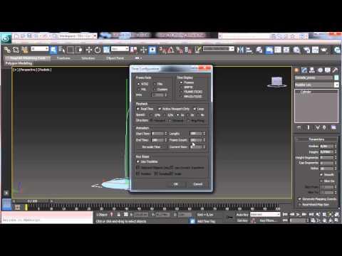 Bir Canavar Oluşturma Kasırga - Part1 - 3Ds Max Rehberler [720P]