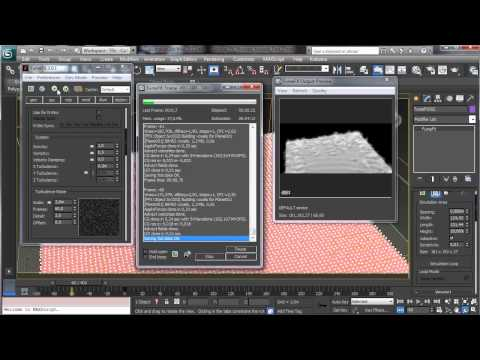 Bir Canavar Oluşturma Kasırga - Part2 - 3Ds Max Rehberler [720P]