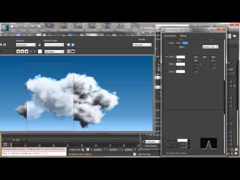 Bulutlar İle Pyrocluster - 3Ds Max Rehberler [720P]