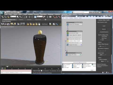 Frost - 3Ds Max Rehberler [720P] İle Basit Sıvı Çarpışma