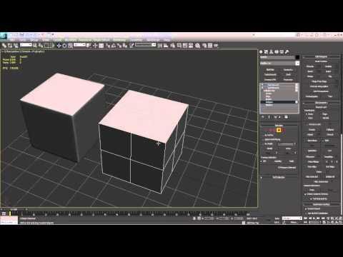 Grup Yüksek Poly Eğitimi - 3Ds Max Rehberler [720 P] Düzgünleştirme