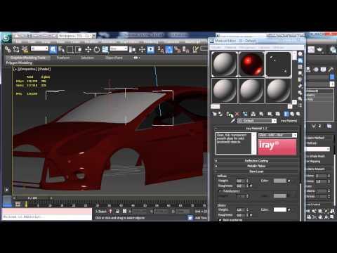 İray Malzeme Gammaz Peek - 3Ds Max Rehberler [720P]