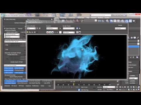 Krakatoa Bölümleri - 3Ds Max Rehberler [720P]