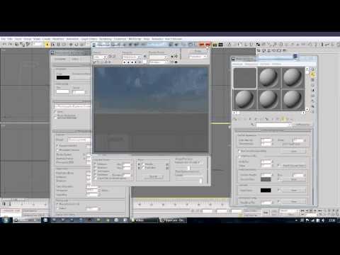 3Ds Max Eğitimi, Gerçekçi Dış Çevre [Hd 1080 P]