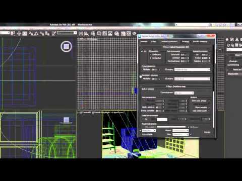 3Ds Max Eğitimi, Vraysun [Hd 720P]