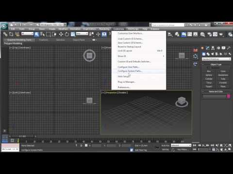 3Ds Max Tutorials, Photoreal Bira Şişesi [Hd 720P]