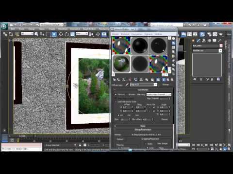 3Ds Max Tutorials, Vray - Part4 Photoreal İç [Hd 720P]