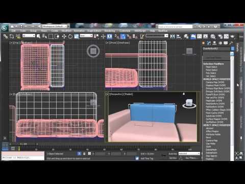 3Ds Max Tutorials, Vray - Part5 İle Photoreal İç [Hd 720P]